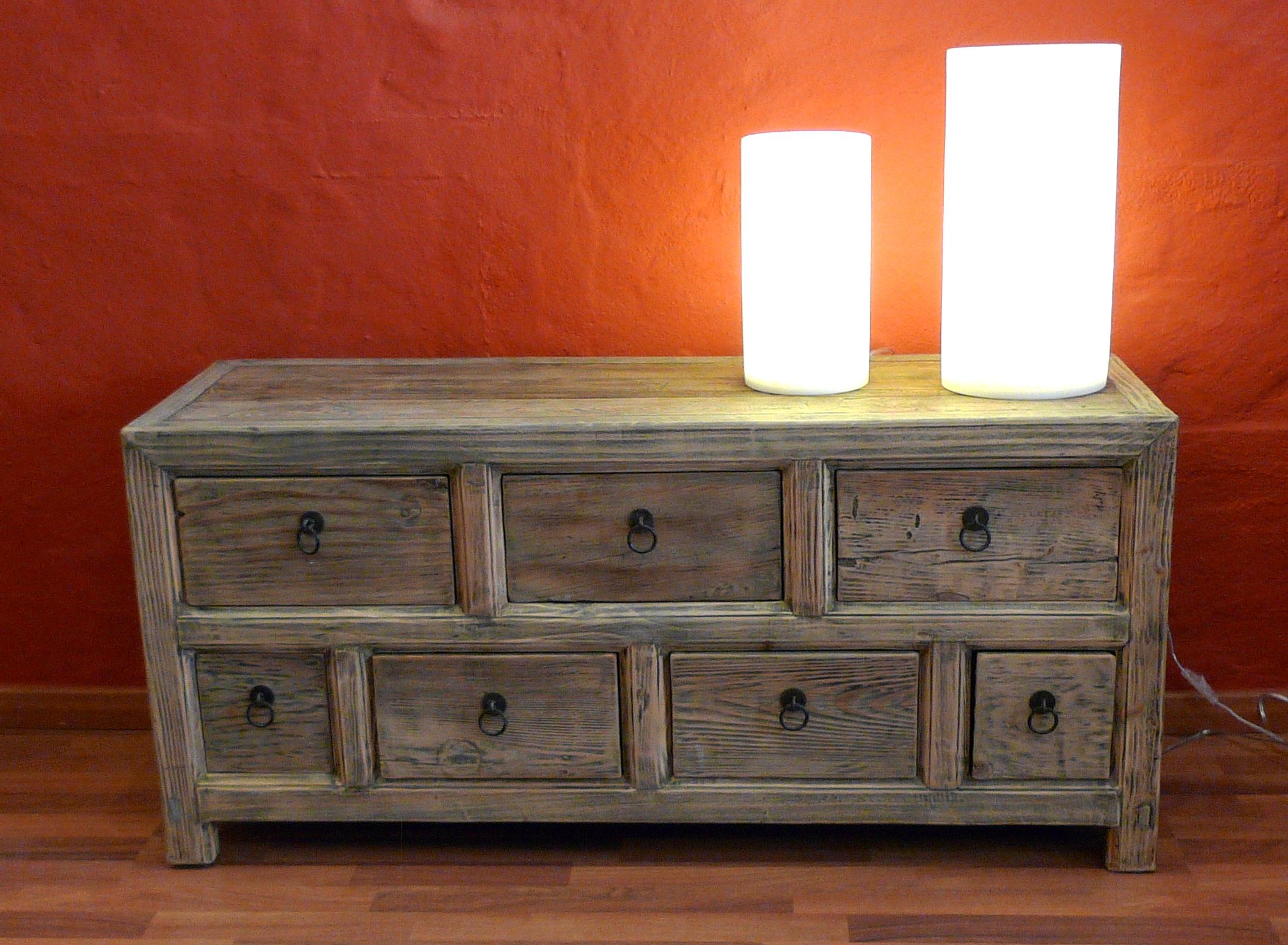 Mueble de cajones jade menorca for Cajones para muebles